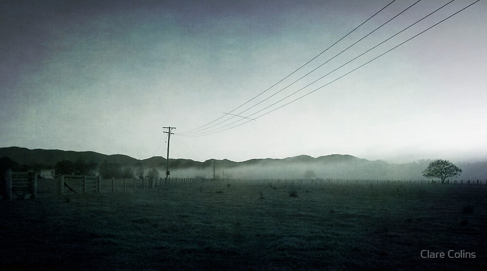 Good Morning Bellingen by Clare Colins