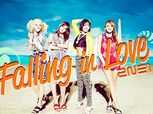 2NE1 - Falling in Love by Burtonlover33