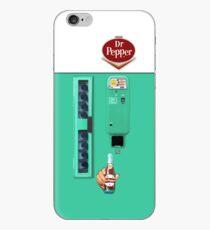 Vintage Dr. Pepper Vending Machine iPhone-Hülle & Cover