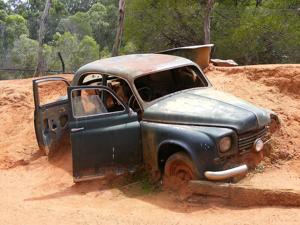 Outback Aussie  by Throughmyeyes13