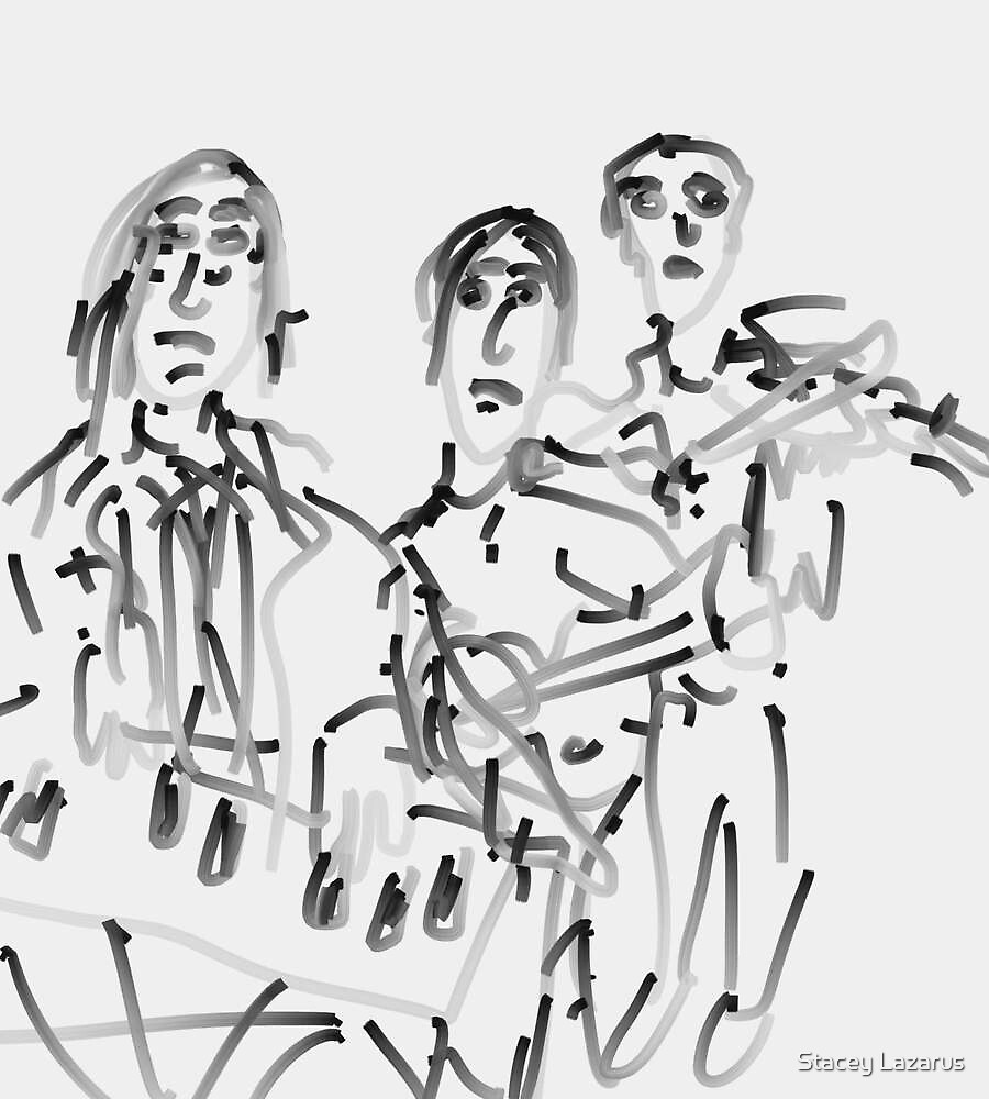 trio by Stacey Lazarus