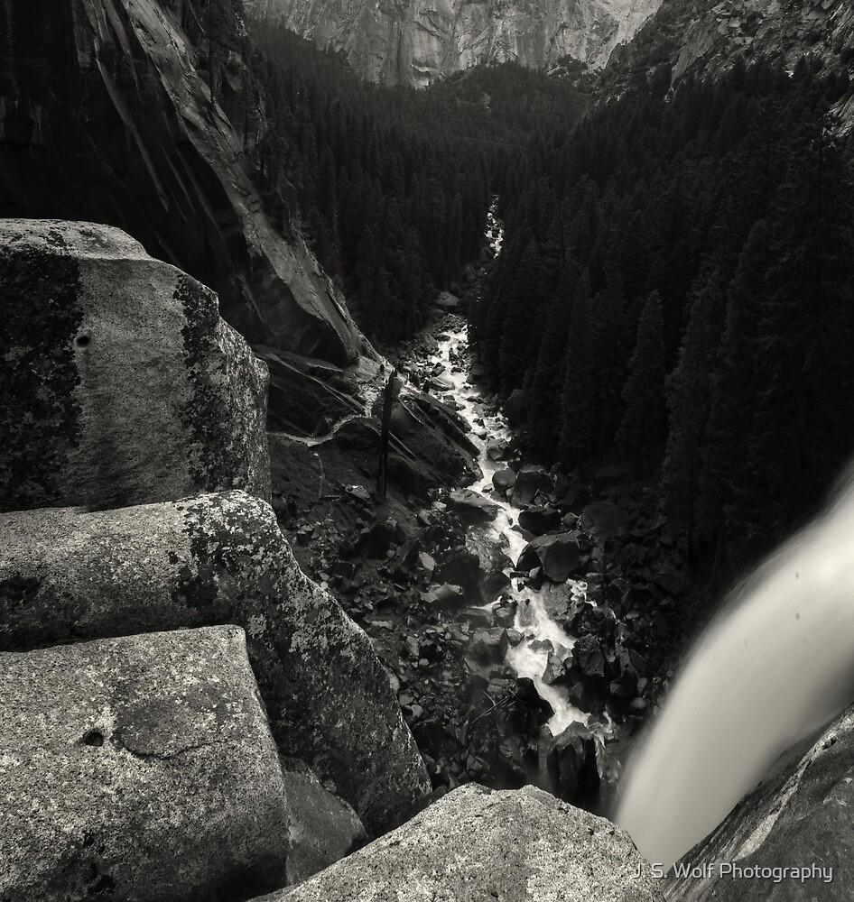 Nevada Falls Canyon by jswolfphoto