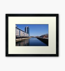 The Quays, Chatham Maritime(2) Framed Print