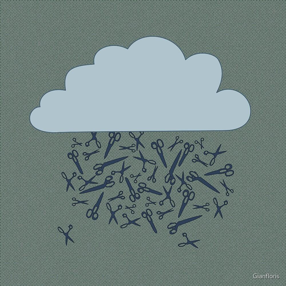 IT'S RAINING BLADES  by Gianfloris