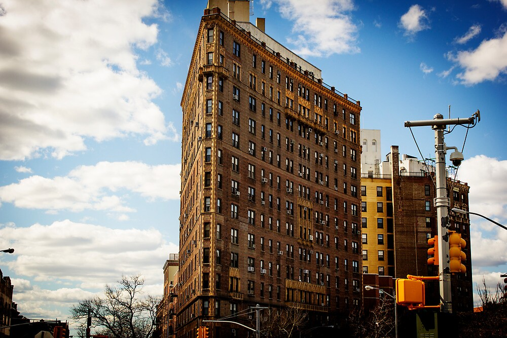 New York architecture by Ageness
