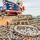 Deal Fishing Boat by Stephen Knowles