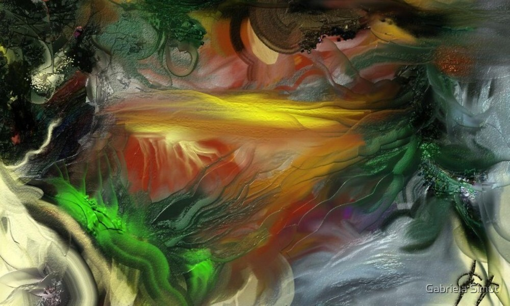 VISION 5 by Gabriela Simut