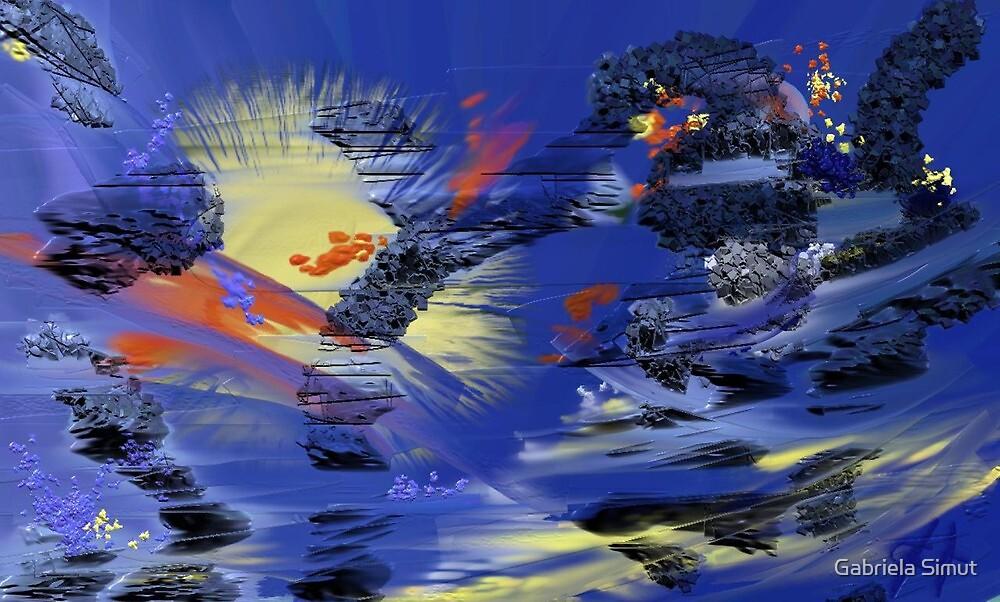 SUNRISE AQUATIC by Gabriela Simut