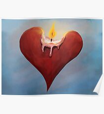 Burning Passion Poster