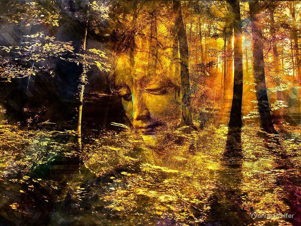Golden by Yvonne Pfeifer