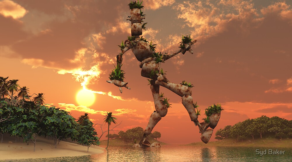 RoboRust by Syd Baker