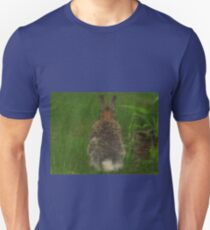 Bunny With Back Facing Me T-Shirt