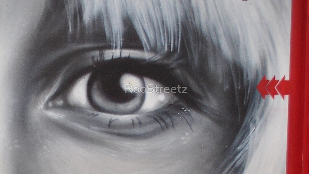 Eye See You  by RooStreetz