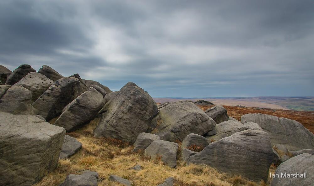 Marsden Moor by Ian Marshall