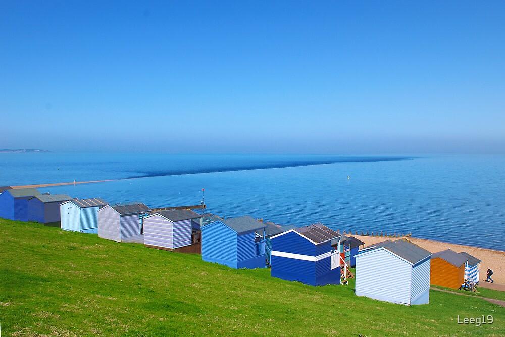 Tankerton Beach Huts by Leeg19