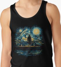 Starry Fall (Sherlock) Men's Tank Top