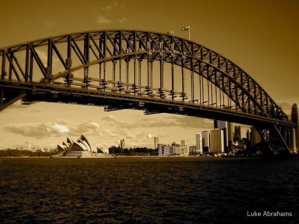Sydney from Kiribili  by Luke Abrahams