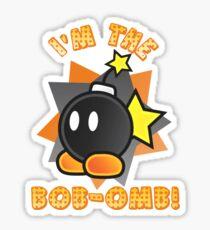 I'm the Bob-omb! Super Mario Sticker