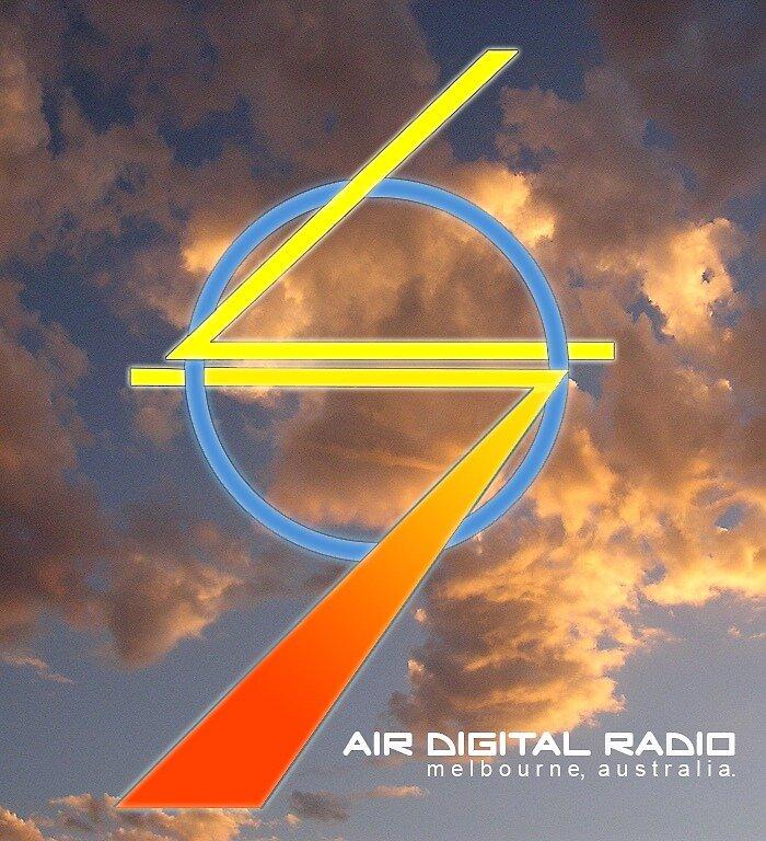Air Digital Radio - Orange Sky by WolfieRankin