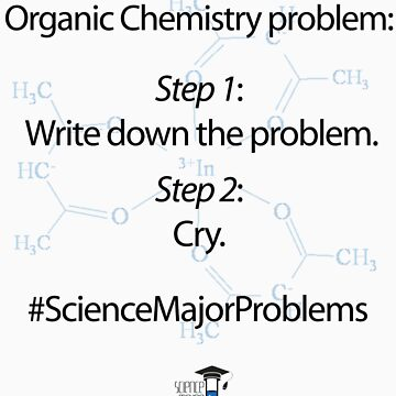 Orgo Problem by DrEyehacker