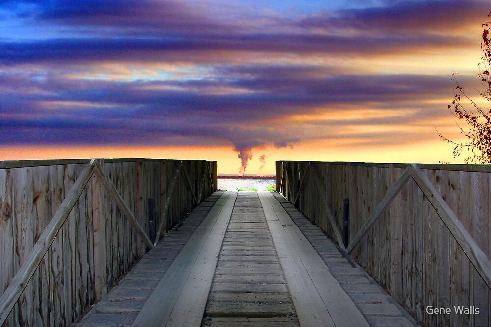 Bridge To Armageddon by Gene Walls