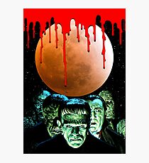 Universal Monsters Photographic Print