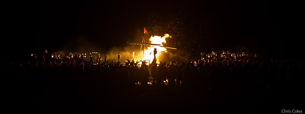 Up Helly Aa by ccoles