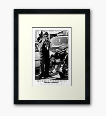 Tom Arnold - Born To Be Mild Framed Print