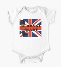 Royal Baby Soldier Kids Clothes