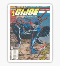 G.I. Joe Sticker