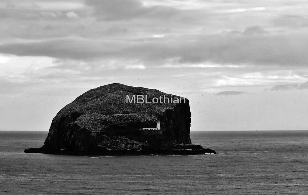 BW Rock by MBLothian