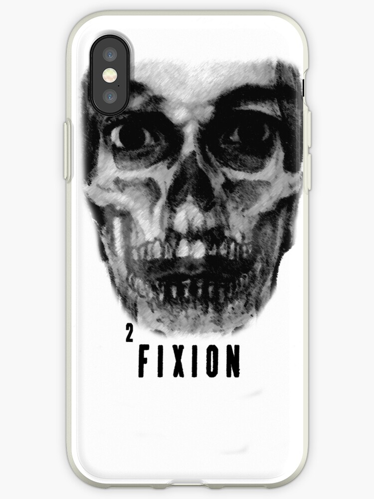 2 Fixion Phone Case by Mac Poole