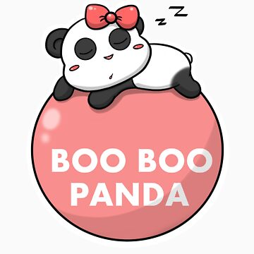 BOO BOO PANDA - No2 by Spardia