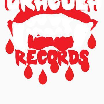 DRACULA RECORDS by Joshmac76