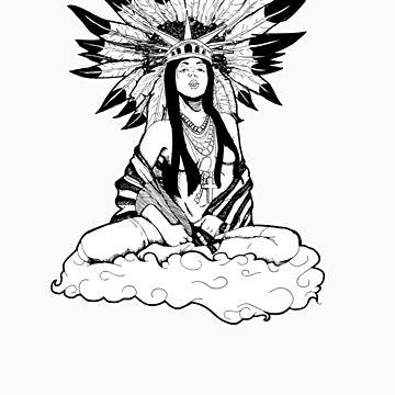 Goddess Liberty by smk417