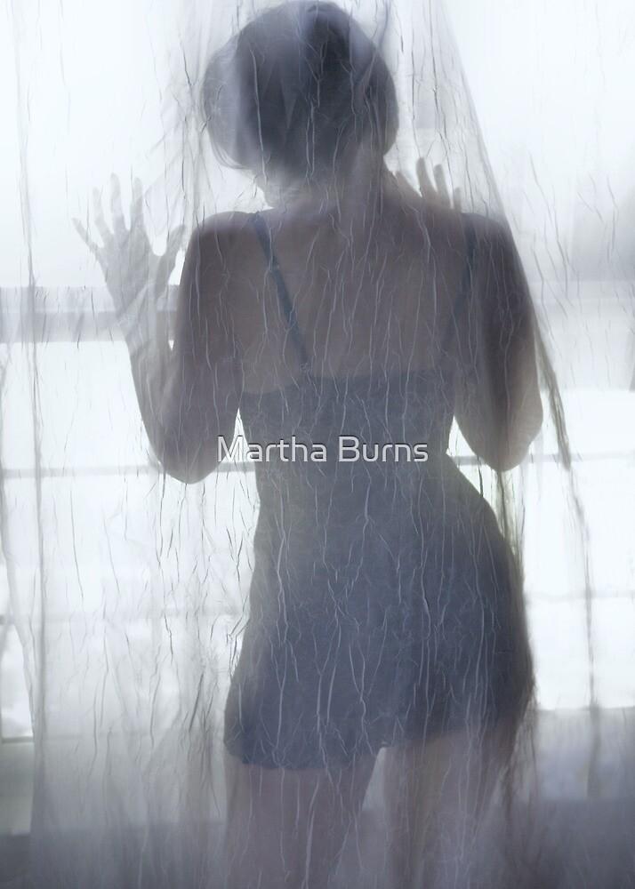 Window view by Martha Burns