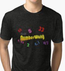 Numberwang T-shirt Tri-blend T-Shirt