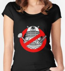 Timebusters Women's Fitted Scoop T-Shirt