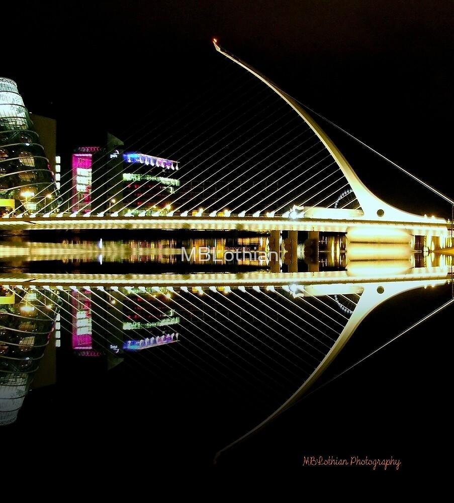 Becketts Bridge Dublin by MBLothian