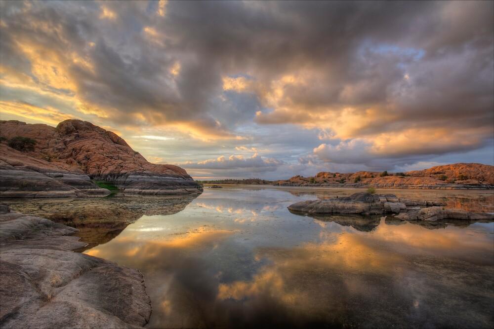Granite Monsoon by Bob Larson