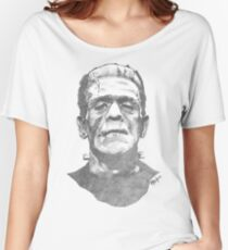 Franky goes to the Hollywood Cemetary Women's Relaxed Fit T-Shirt