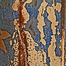 Box Car Grunge V by Lisa Putman