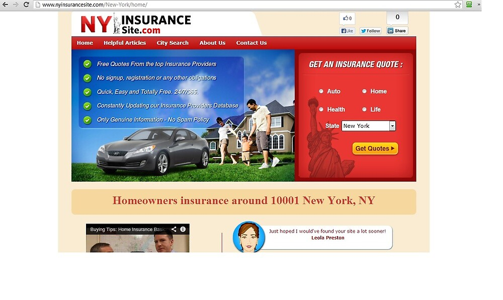 Information you need About your Home Insurance policies  by dekplaatb4