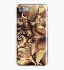 Muted Recollections iPhone Case/Skin