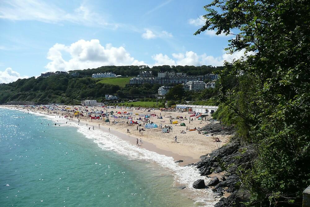 Porthminster Beach by John Stratford