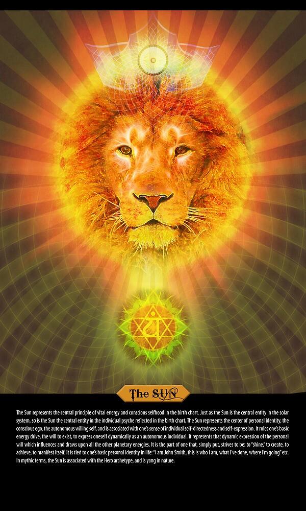 The Sun (w/description) by Doctorda