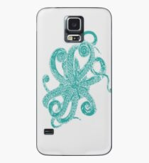 Funda/vinilo para Samsung Galaxy the octopus
