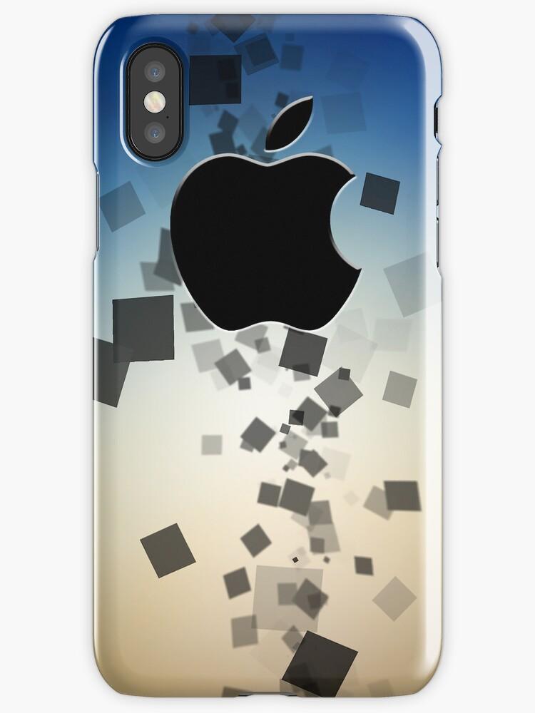 Square Apple by Akoimi