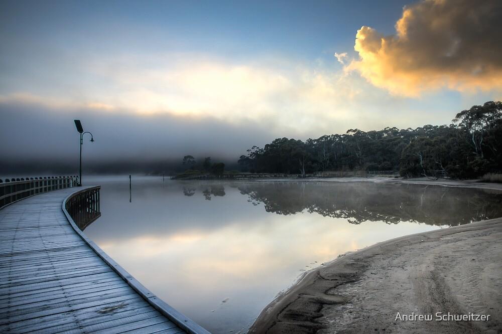 Morning Stillness by Andrew Schweitzer