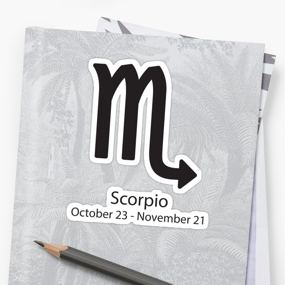 October 23: What is the sign of the zodiac born on this day 28